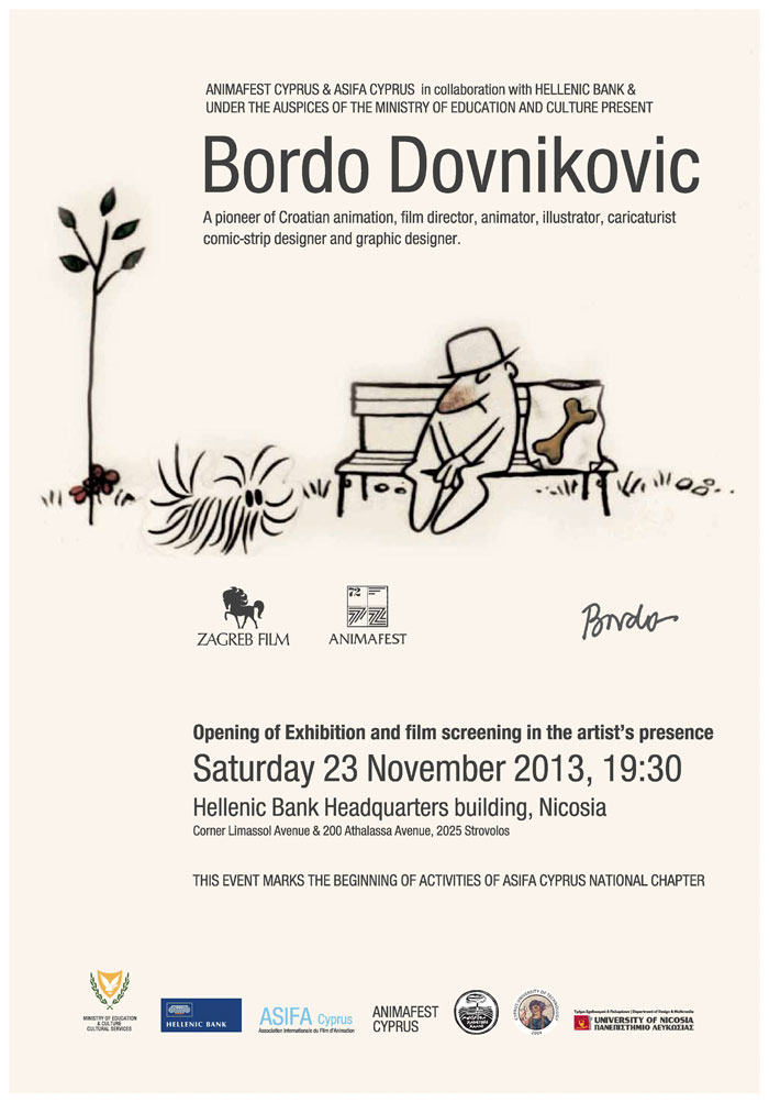 Bordo Dovnikovic 2013